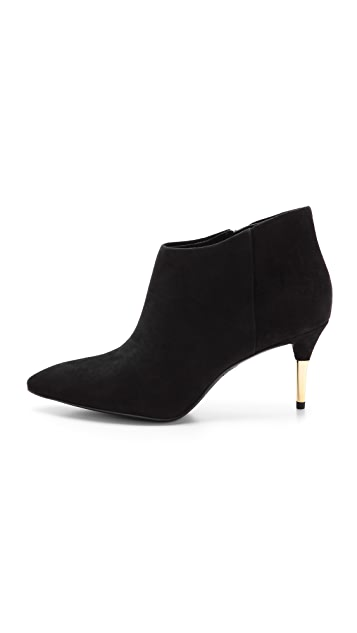 B Brian Atwood Mcalester High Heel Booties
