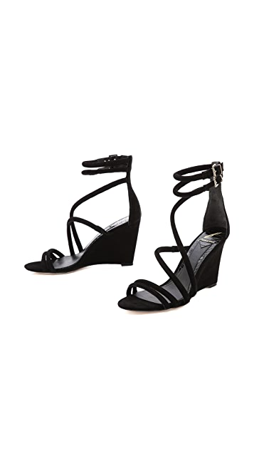 B Brian Atwood Sedini Strappy Wedges