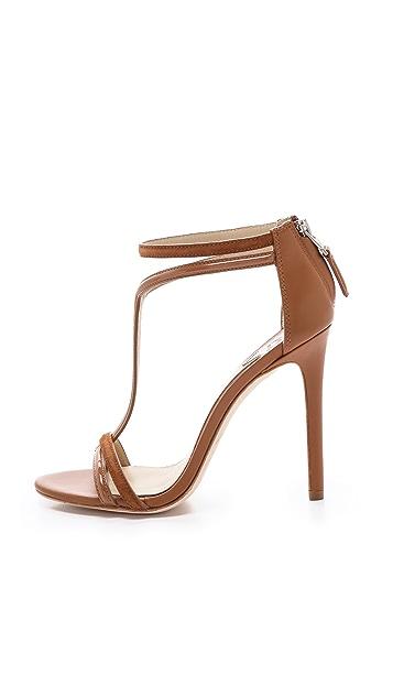 B Brian Atwood Lydia Tstrap Sandals