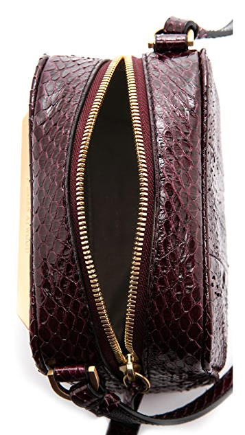 B Brian Atwood Barbara Mini Cross Body Bag