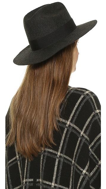 Brixton Tara Fedora Hat
