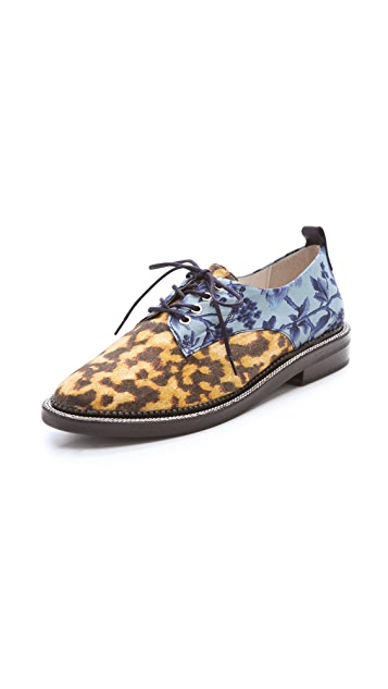 b store Edie Lace Up Oxfords