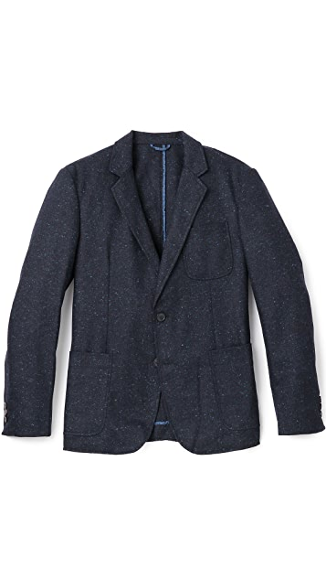 Brooklyn Tailors Donegal Unstructured Jacket