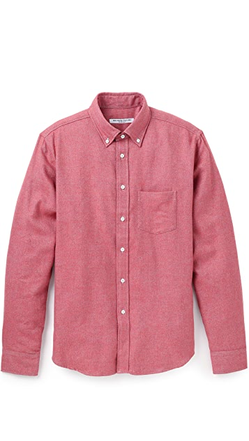 Brooklyn Tailors Heavy Flannel Shirt