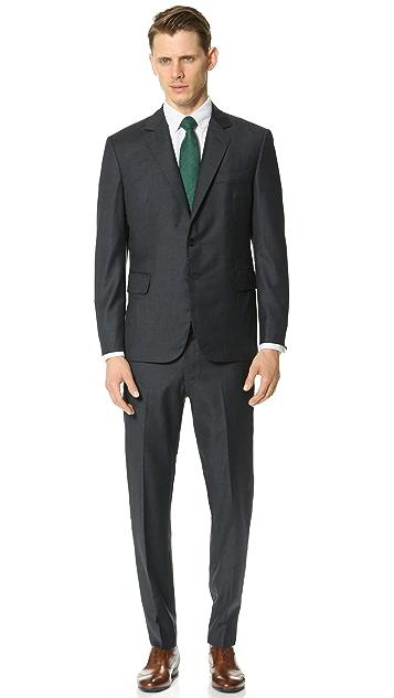 Brooklyn Tailors Super 110 Wool Suit Jacket