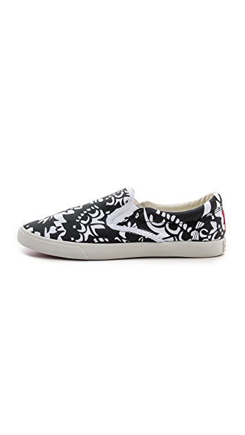 BucketFeet Apsara Slip On Sneakers