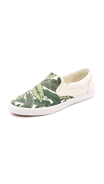BucketFeet Savusavu Slip On Sneakers