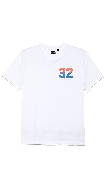 Burkman Bros. Short Sleeve Graphic T-Shirt