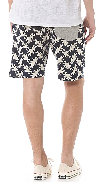 Burkman Bros. French Terry Shorts