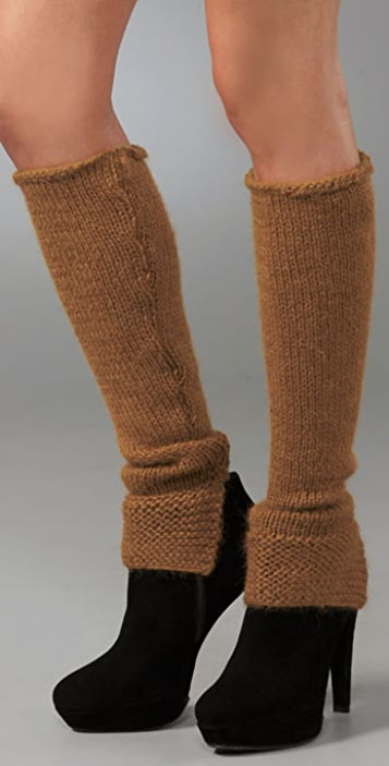 By Malene Birger Leg Warmers