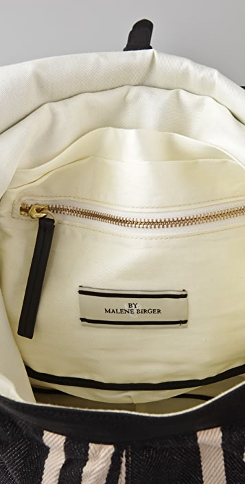By Malene Birger Iswa Summer Theme Bag