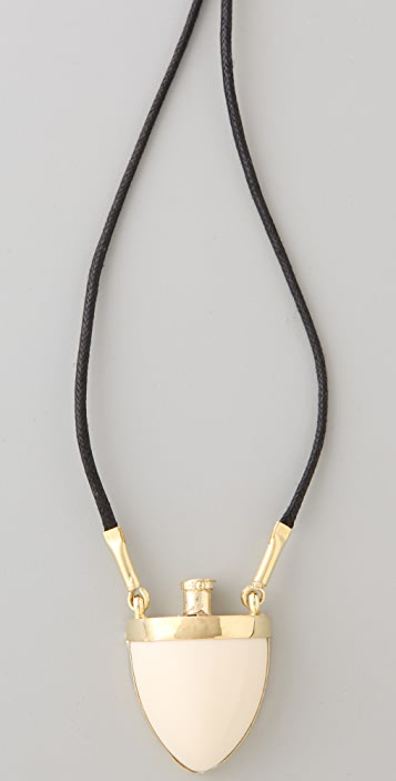 By Malene Birger Bottina Pointy Stone Necklace