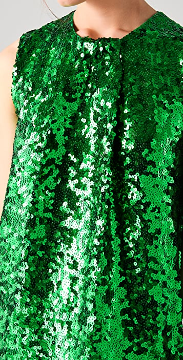 By Malene Birger Amukaji Sequined Gown