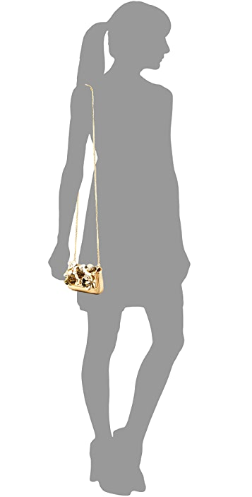 By Malene Birger Twisted Metal Alijosa Bag