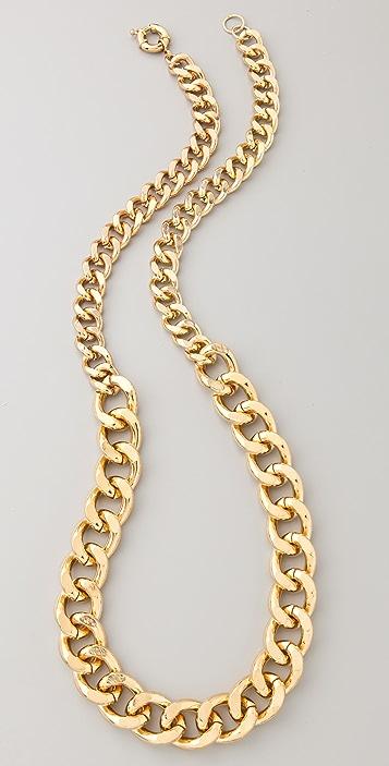 By Malene Birger Chunky Chain Necklace / Belt