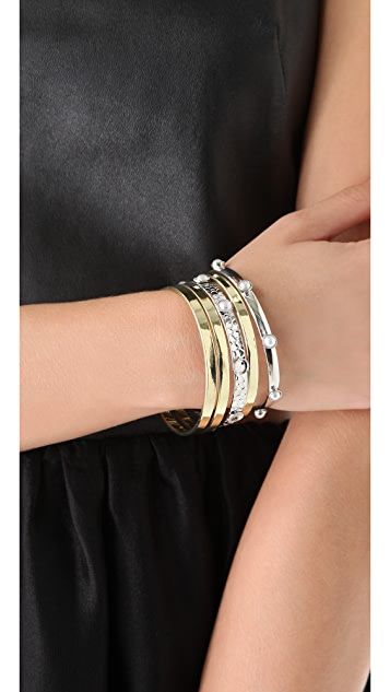 By Malene Birger Apuleio Bangle Set