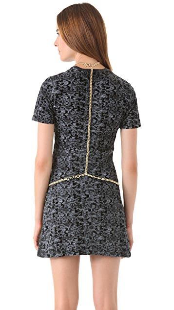 By Malene Birger Torsette Body Chain
