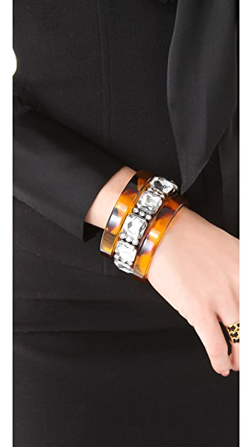 By Malene Birger Tartaruga Bracelet Set