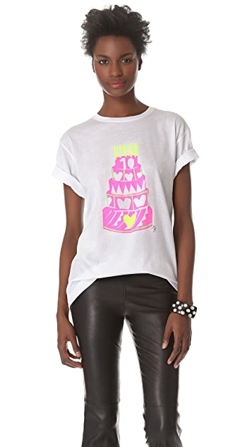 By Malene Birger Lulu Birthday Tee