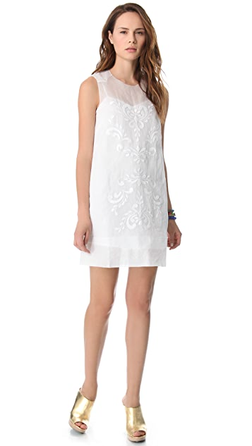 By Malene Birger Hedda Eyelet Dress