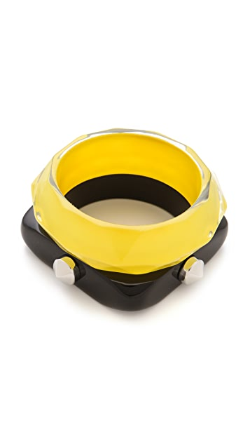 By Malene Birger Arungi Bangle Set