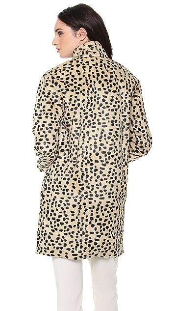 By Malene Birger Cheetah Coat
