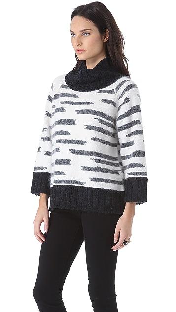 By Malene Birger Paprika Turtleneck Sweater