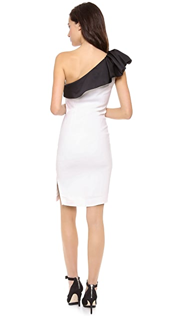 By Malene Birger Chaitan One Shoulder Dress