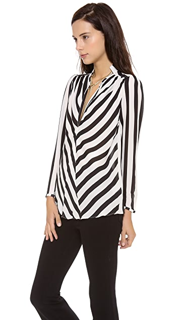 By Malene Birger Lancie Striped Blouse