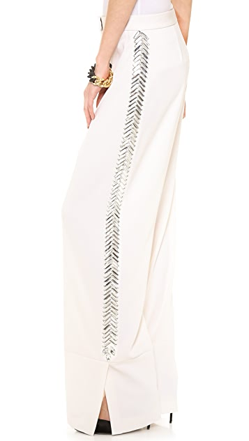 By Malene Birger Trakia Embellished Pants