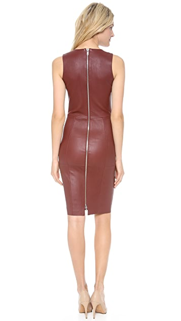 By Malene Birger Iranta Leather Dress