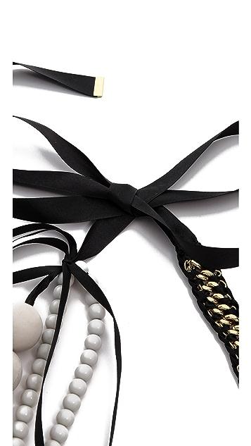 By Malene Birger Embracia Necklace