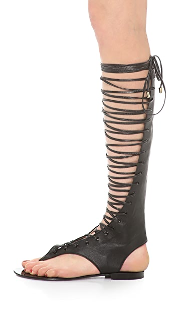 By Malene Birger Dali Tall Gladiator Sandals