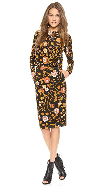By Malene Birger Alegra Floral Skirt