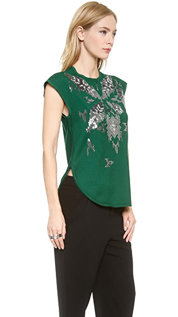 By Malene Birger Batiluka Embellished Top
