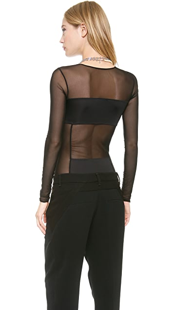 By Malene Birger Filosyfi Long Sleeve Bodysuit