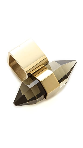 By Malene Birger The Wild Thing Triangle Ring
