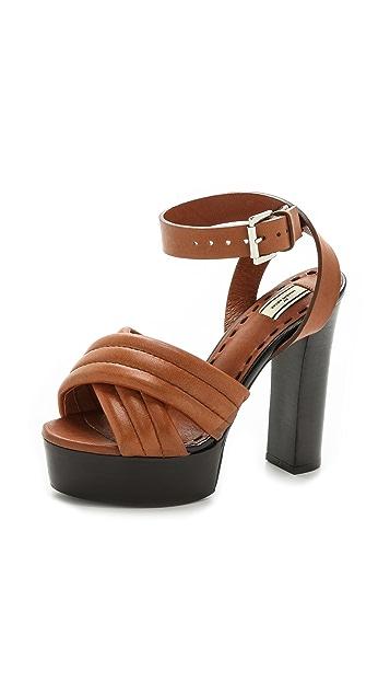By Malene Birger Farlill Platform Sandals