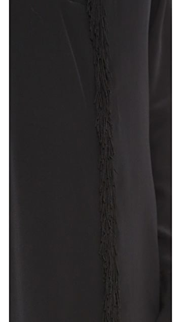 By Malene Birger Druina Fringe Dress