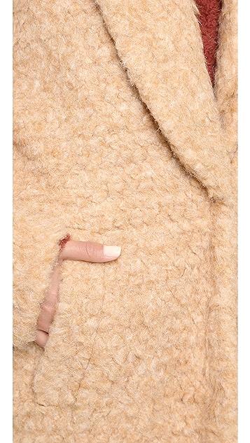 By Malene Birger Fendia Fuzzy Coat