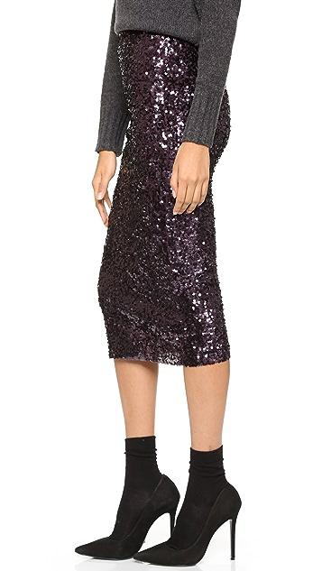 By Malene Birger Ciala Shiny Skirt
