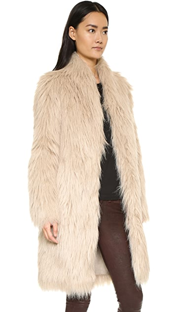 By Malene Birger Katinca Faux Fur Coat