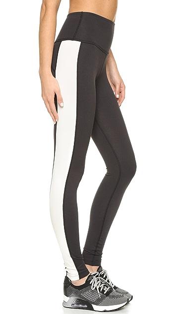 acb9ef3981644 Beyond Yoga Kate Spade New York Tuxedo Leggings | SHOPBOP