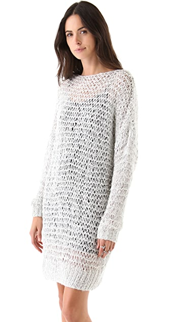 By Zoe Esky Tunic Sweater Dress