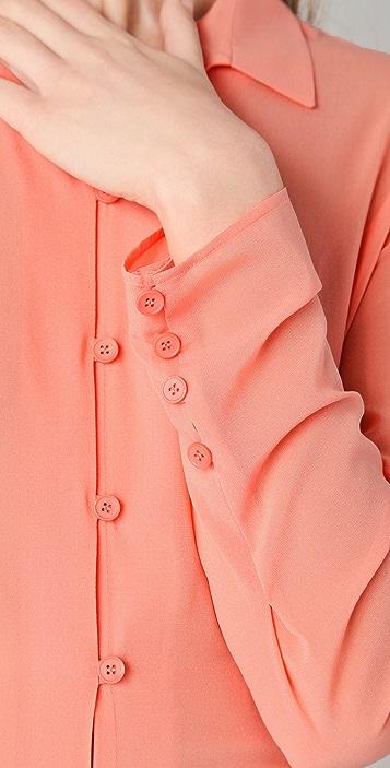 Cacharel Button Down Shirt