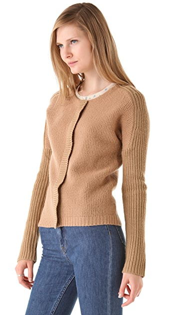 Cacharel Laine Bouille Sweater
