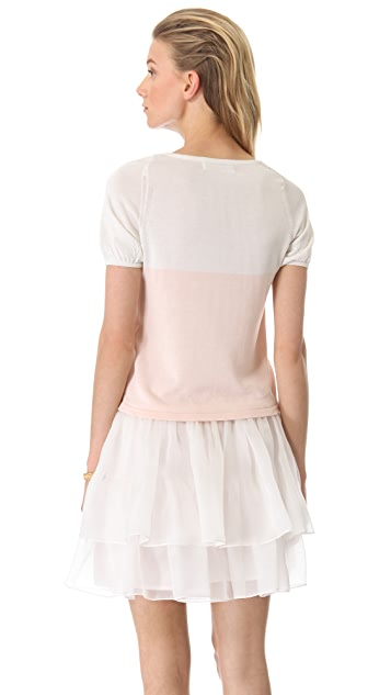 Cacharel Short Sleeve Top