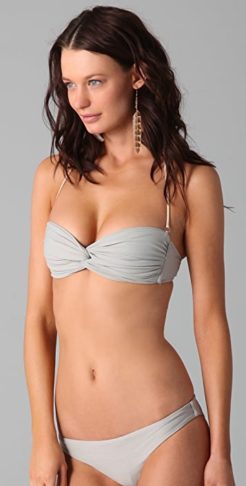 Cali Dreaming The Bandeau Bikini