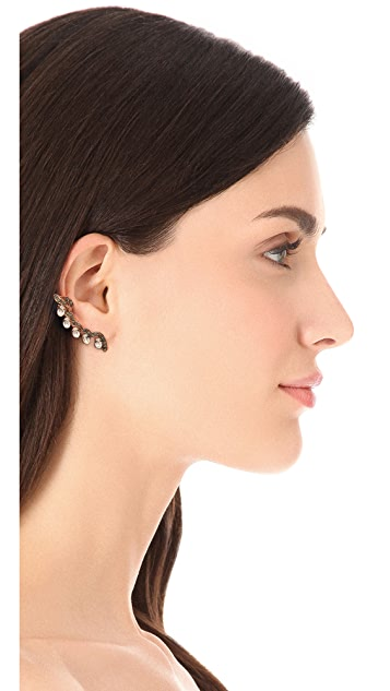 Ca & Lou Carine Lobo Earrings