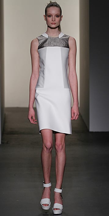 Calvin Klein Collection Idzik Dress